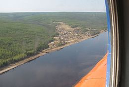 Osharovo settlement on the Podkamennaya Tunguska River.jpg