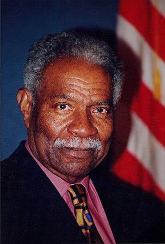Ossie Davis - Davis in 2000