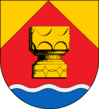 Coat of arms of Ostenfeld / Østerfjolde