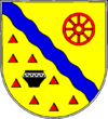 Coat of arms of Osterrönfeld