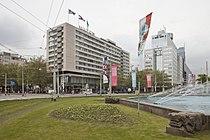 Overzicht ligging aan het Hofplein - Rotterdam - 20535261 - RCE.jpg