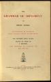 Owen Jones - Grammar of Ornament - 1856 - title page.png