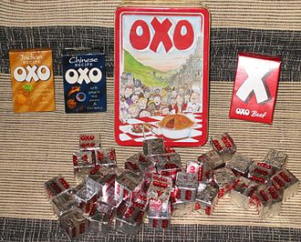 Oxo (food) - Types of Oxo cube