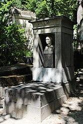 Tomb of Joseph Fourier