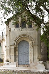 Tomb of Baroche, Busson and Billault