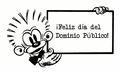 Póster del Día del Dominio Público 2016 - Peloduro.png