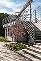 Pörtschach Johannes-Brahms-Promenade Tennis Center Freitreppe 18042018 2963.jpg