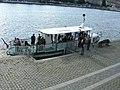 Přístaviště Výtoň a loď Blanice, shora.jpg