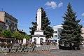 P1370704 Група могил Радянських воїнів та братська могила партизан, які загинули за Мукачево.jpg