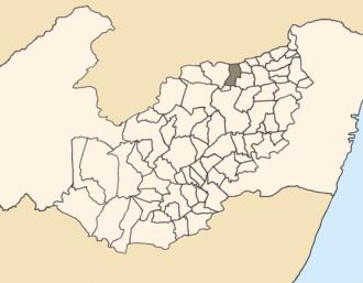 Vertentes - Vertentes in Pernambuco.