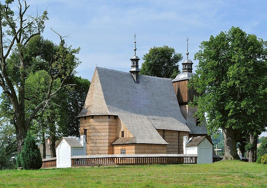 All Saints Church, Blizne