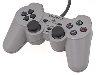 PlayStation (console) - The DualShock controller.