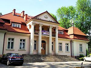 Czeladź - Pod Filarami Palace