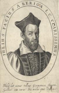 Giulio Pace Italian philosopher