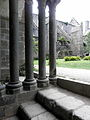 Paimpol (22) Abbaye de Beauport Salle capitulaire 08.JPG