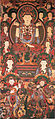 Painting of the Buddhas of the Three Bodies at Daegwangmyeongjeon Hall of Tongdosa 02.jpg
