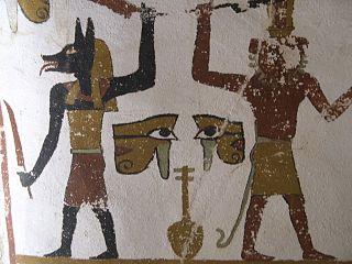 Cavern deities of the underworld