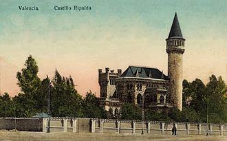 Palacio de Ripalda - Palacio de Ripalda