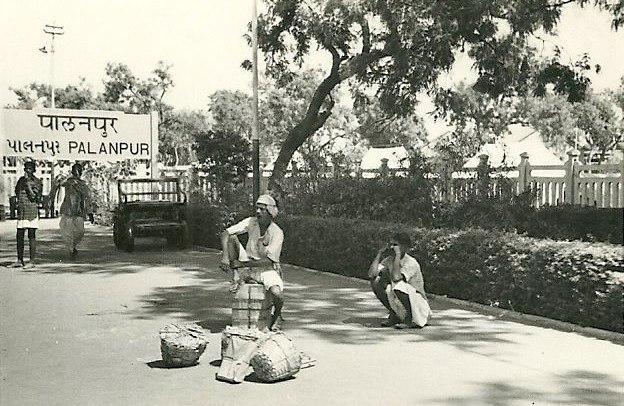 Palanpur, 1952