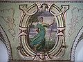 Palazzo Tosio affresco seicentesco dona con bastone Brescia.jpg