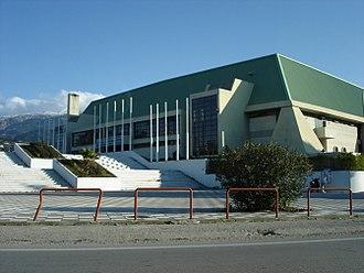 Apollon Patras B.C. - Dimitris Tofalos Arena.