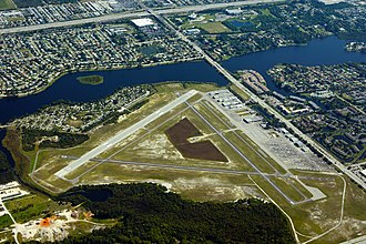 Relief airport - Palm Beach County Park Airport