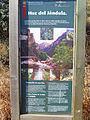 PanelInfo HozdelJandula 2011-7-31 SierraMadrona.jpg