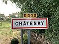 Panneau entrée Châtenay Dun 1.jpg