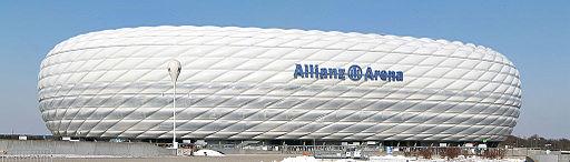 FC Bayern München - Bundesliga | Panorámica Allianz-Arena, Múnich, Alemania2