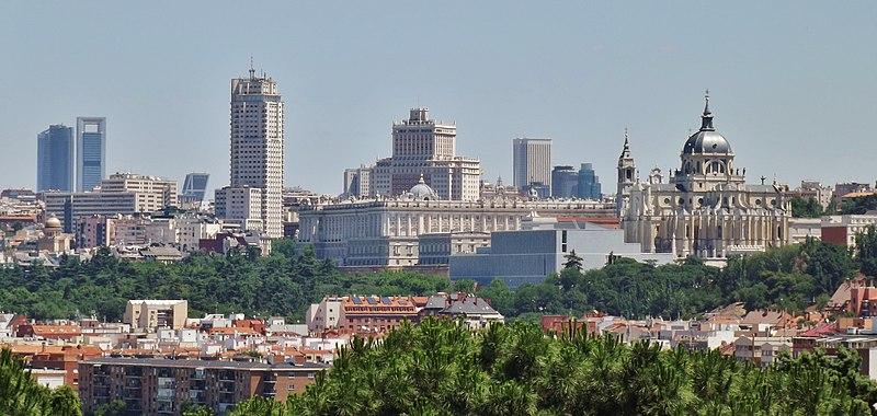 Capital de España