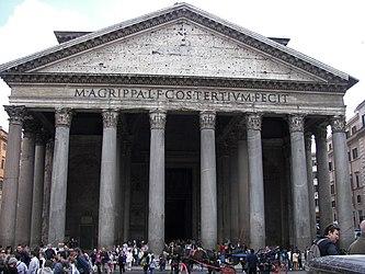 Pantheon (Rome) front.jpg
