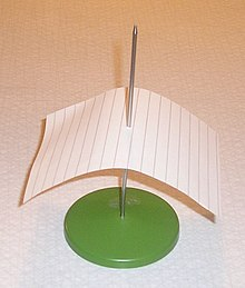 Spindle (stationery) - Wikiwand