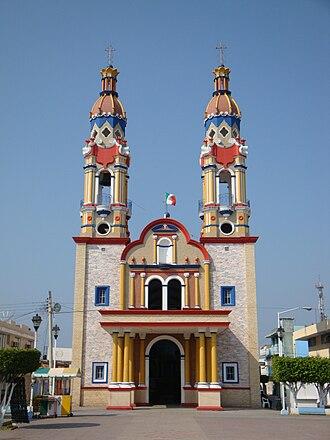 Paraíso, Tabasco - San Marcos Church