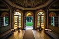 Parco e Villa Pallavicini - Interno del Tempietto di Flora.jpg
