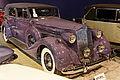 Paris - Retromobile 2014 - Packard Twelve Convertible Sedan - 1937 - 001.jpg