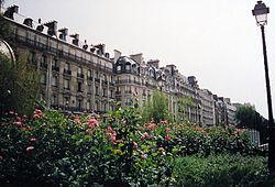 巴黎十六区
