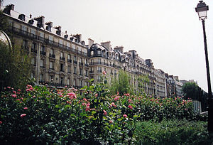 16th arrondissement of Paris - Image: Paris arrondissement XVI