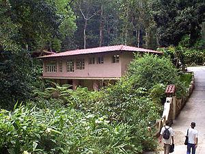 Topes de Collantes - La Represa Park, Martha Batista's house