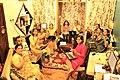 Participants at Women's day Workshop by Lek Ladaki Abhiyan.jpg