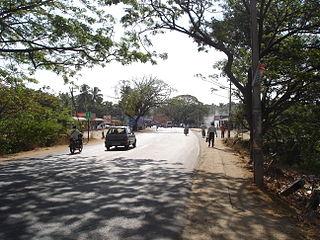 Parvathipuram, Tamil Nadu Town in Tamil Nadu, India