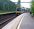 Passenger train, Kidsgrove Station - geograph.org.uk - 2464528.jpg
