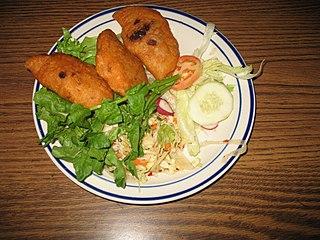 Pasteles Caribbean cuisine