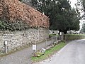 Path up to St James, Stedham - geograph.org.uk - 1738798.jpg