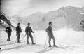 Patrouille auf Skiern - CH-BAR - 3237149.tif
