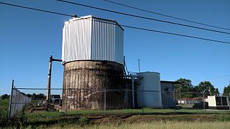 Woodruff County, Arkansas - The Patterson Water Treatment Facility produces potable water distributed by Patterson Waterworks and the West Woodruff Water District.