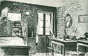 Paul Klee My Room 1896