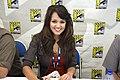 Paula Garces Comic-Con 2008.jpg