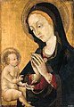 Pellegrino di Mariano. The Madonna and Child. 1460-70. Christie's.jpg