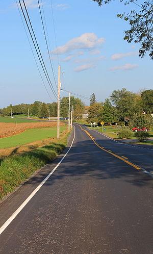 Pennsylvania Route 192 - Pennsylvania Route 192 east