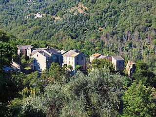 Penta-Acquatella Commune in Corsica, France